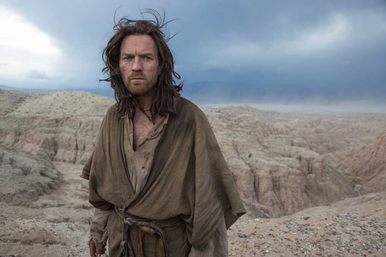Ewan MacGregor in <em>Last Days in the Desert</em>