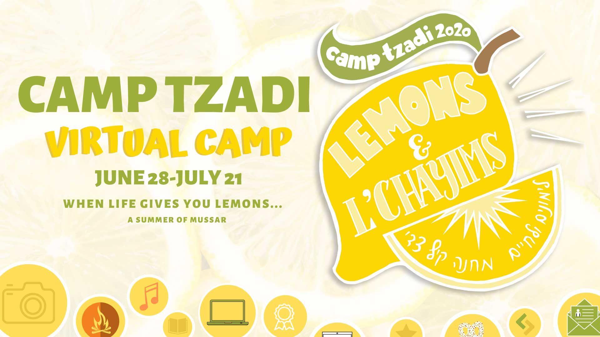 Lemons & L'Chayims 2020
