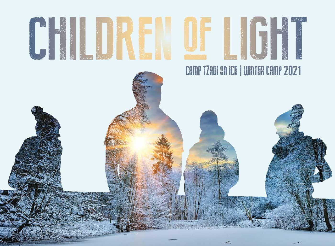 Camp Tzadi On Ice—Winter Camp 2021